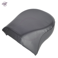 Motorcycles Rear Seat Cover Motocross Racing Passenger Seat Cushion Covers Case For HARLEY 883 Back Seat