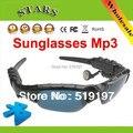 Оптовая бесплатная доставка дешево и есть функция навесы новый стиль cool Mp3-плеер солнцезащитные очки с Bluetooth для спорта и отдыха.