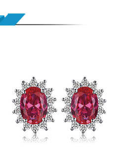 HTB1k.y1aUuF3KVjSZK9q6zVtXXaM JewPalace Princess Diana Created Red Ruby Ring 925 Sterling Silver Rings for Women Engagement Ring Silver 925 Gemstones Jewelry