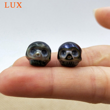 LUX hand carved baroque pearls natural carving pearl for jewelry design  skull mouse shape original handcraft