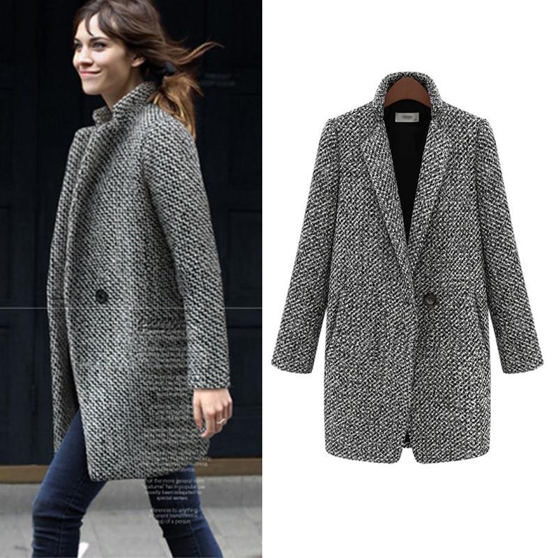 Popular Coats Women Worsted Wool Coat-Buy Cheap Coats Women ...