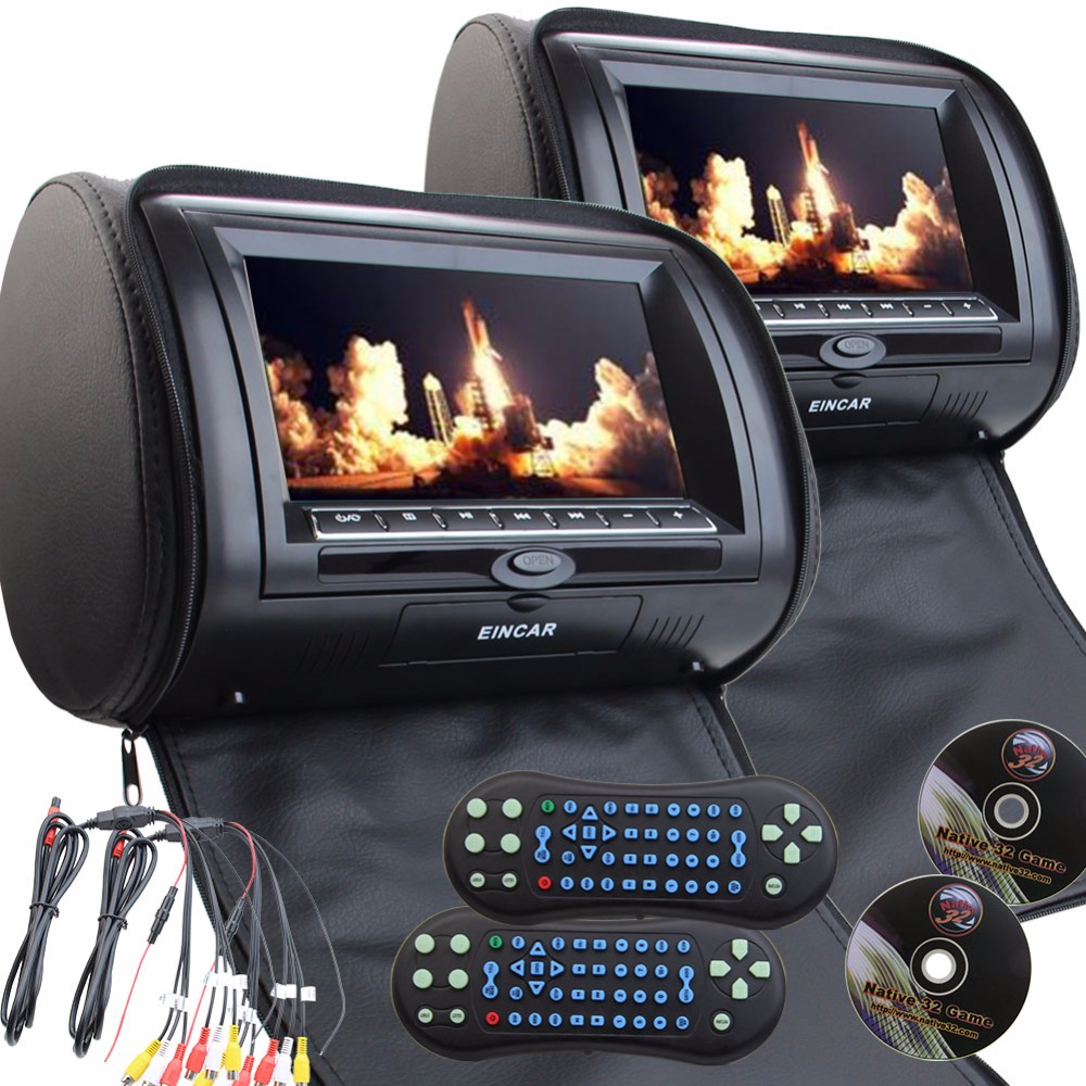 2x9-car-headrest-fontbdvd-b-font-player-hd-1080p-pillow-monitor-backseat-video-support-usb-sd-ir-fm-