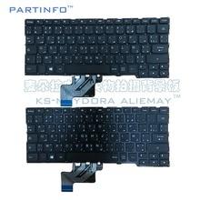 Новый FR-AR клавиатура для lenovo Yoga 3 11 (11 «) 300-11IBR 300-11IBY 700-11ISK Flex 3 11 ноутбук FR AR клавиатуры Черный