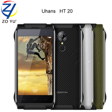 Homtom ht20 водонепроницаемый смартфон 4 г lte android 6.0 мобильный телефон 2 г + 16 г mt6737 quad core 8.0mp отпечатков пальцев id 3500 мАч сотовый телефон