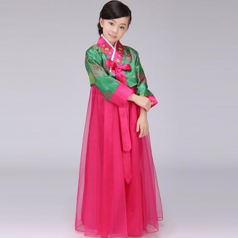 2018 Winter Children S Korean Princess Dress Chinese