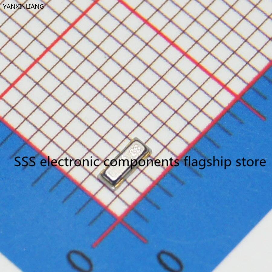 10 шт. 8 МГц 10pF 3Pin 3213 smd кварцевый резонатор Кварцевый генератор