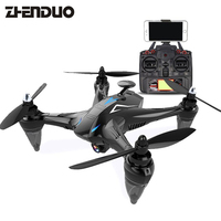 ZhenDuo Toys GW198 RC Helicopter Professional 5G WIFI GPS Brushless Quadrocopter With HD Camera RC Drone