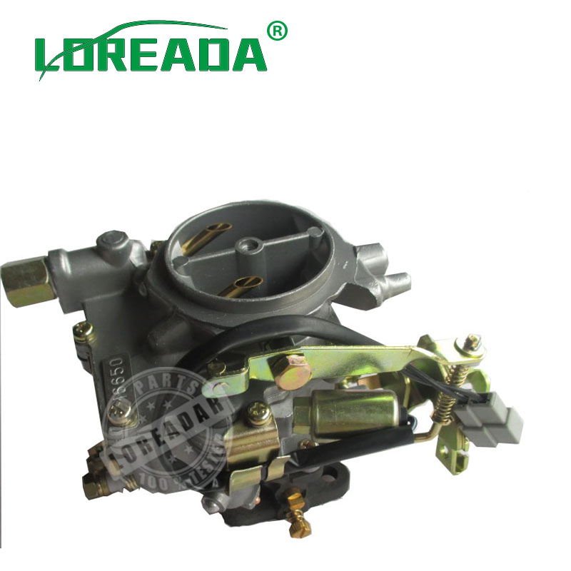 Carb Carburetor for TOYOTA 5K Engine Forklift 89-/ Corolla 83-/ Liteace 21100-13420 2110013420 H6650 Car Motorcycle Fuel Supply new high quality carbie carb carby carburetor for toyota 4 runner hilux 22r engine part number 21100 35530 21100 35520