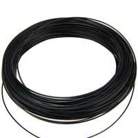 WF 5/6/7/8/9S Fast Full Sinking Fly Fishing Line 100FT Weight Forward Black Fly Line