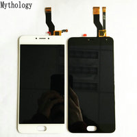 LCD Display Touch Screen Digitizer Assembly Replacement Accessories For Meizu M3 Note 5 5 Inch MTK