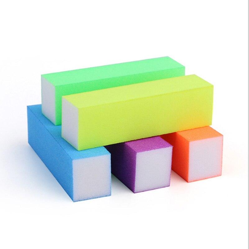 Дизайн ногтей буфера файл блок Педикюр Маникюр Полировка Шлифовка польский Цвет Макияж Красота Инструменты