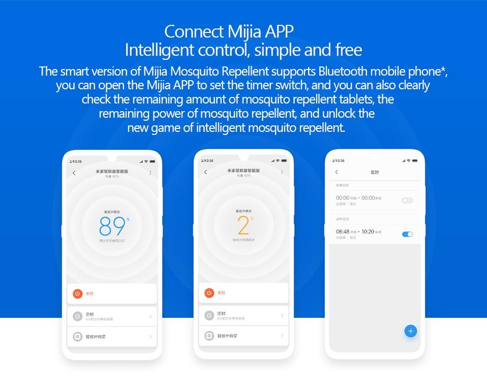 Xiaomi Mijia Smart Mosquito Repellent