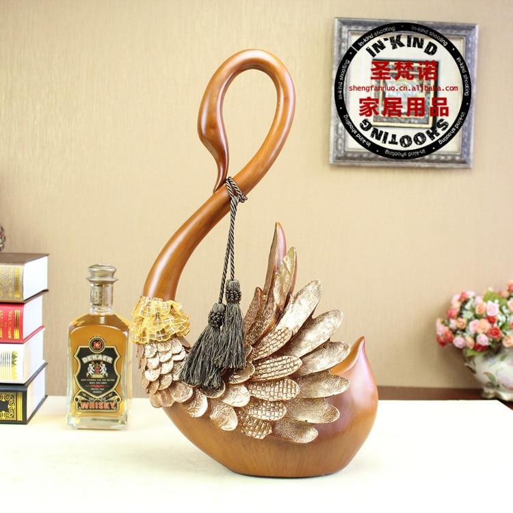 Home Decor Gifts Wholesale Imitation Wood Brushed Noble