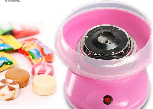 nouvelle mini machine à barbe à papa coton machine à bonbons