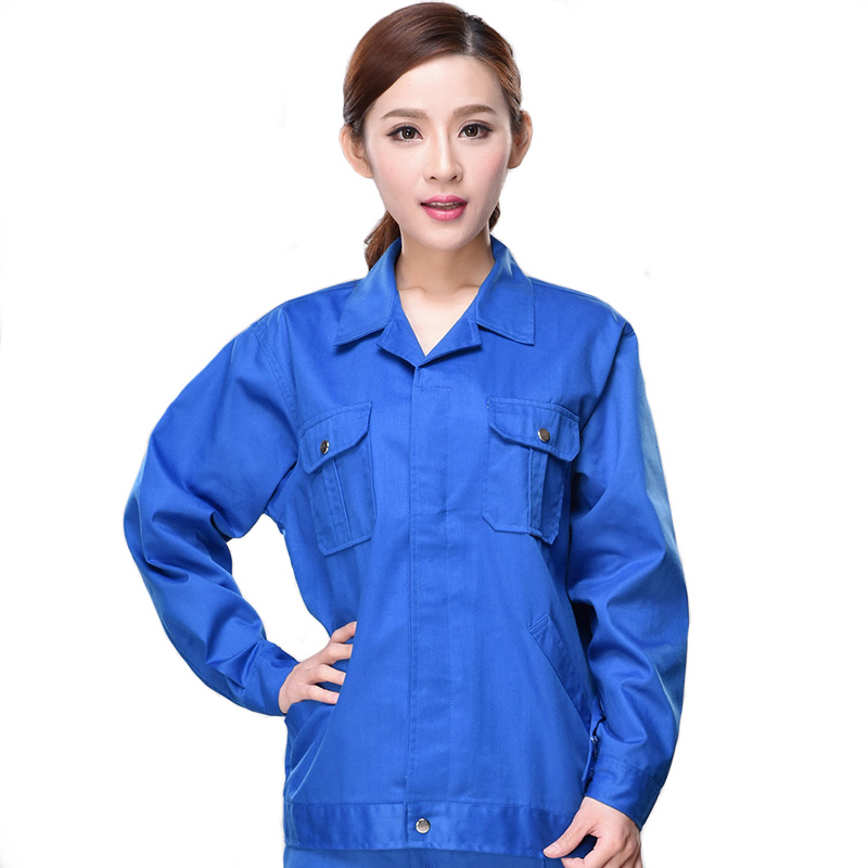 Large size labor protection mens wear 2018 Blue overalls mens auto repair kit for mens auto repair