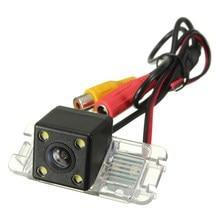 CCD Вид Сзади Автомобиля Обратный резервного копирования Камеры Заднего Парковка Камера Для Ford Mondeo/Ford Focus 2/Fiesta/S Макс