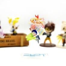 Buy Nisekoi Kirisaki Chitoge acrylic stand figure model plate holder cake topper anime Japanese cool cute waifu directly from merchant!