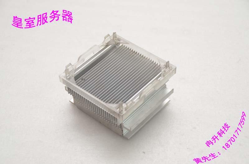 все цены на  478-pin CPU cooler heatsink 80*90*48mm industrial heat sink aluminum DIYheat sink radiator  онлайн