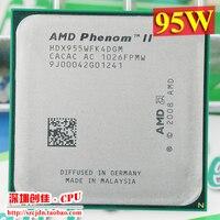 Free Shipping For AMD Phenom II X4 955 Desktop CPU Processor 3 2GHz 6MB Socket AM2