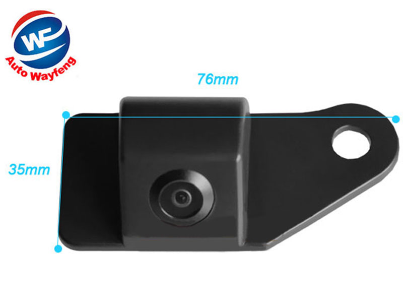 Car backup rearview camera car back up parking camera For Mitsubishi ASX 2011-2014 Car rear view camera CCD waterproof