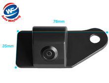 Автомобиля резервную камера заднего вида автомобиля обратно парковочная камера для Mitsubishi ASX 2011-2014 Автомобильная камера заднего вида CCD водонепроницаемый