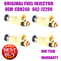 4pcs/Lot MR507252 CDH240 F410261 ORIGINAL Fuel Injector For CHRYSLER DODGE MITSUBISHI CDH 240