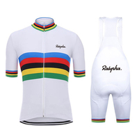 Pro Team 2019 MTB Men Summer Short Sleeve Set Bike Cycling Jersey Clothing Bicycle Triathlon Shirt Wear Clothes Ropa Ciclismo