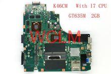 مع جيدا CPU K46CM