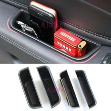 Аксессуары для Mercedes Benz GL GLE класса X166 W166 дверь ящик для хранения Контейнер держатель лоток машины Организатор