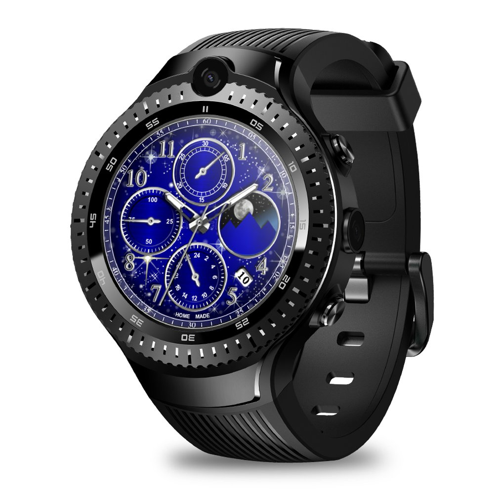 New THOR 4 Dual 4G SmartWatch 5.0MP+5.0MP Dual Camera Android Watch 1.4
