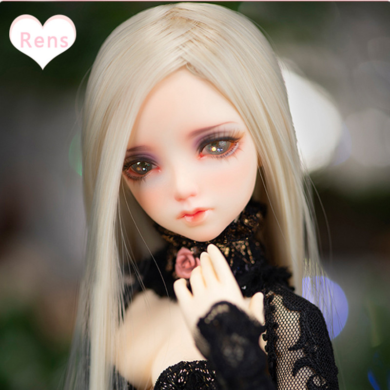 New Product Delivery Type BJD Doll SD Doll 1/4 Point Girl Baby Rens Joint Doll