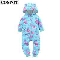 COSPOT 2018 New Limited Baby Romper Spring Winter Baby Clothes Bebes Girls Boy Clothes Overalls Newborn