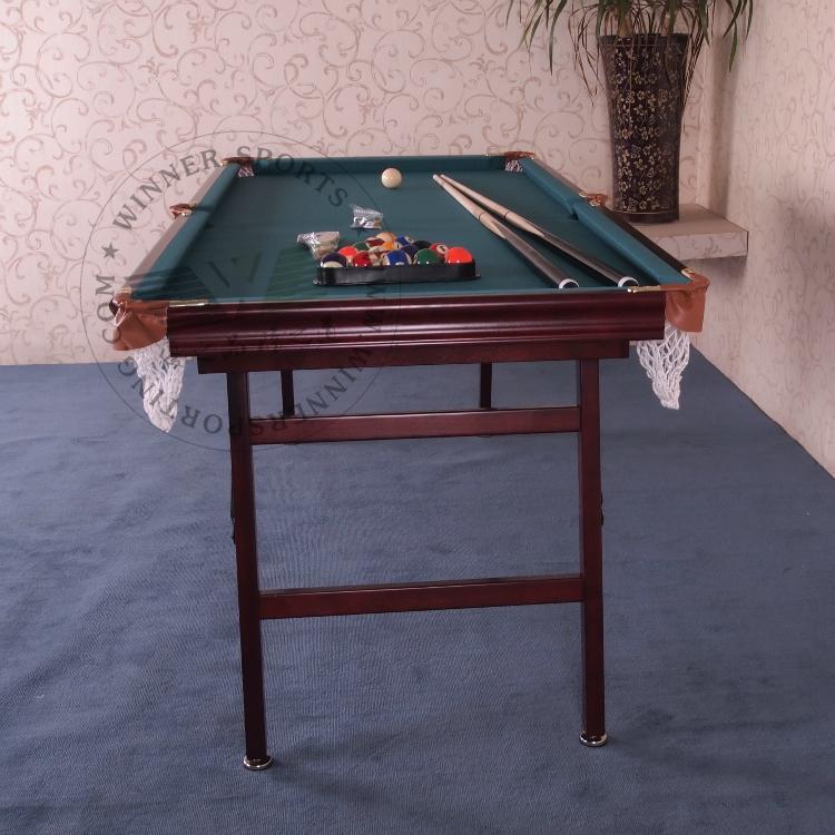 Inch Folding american pool table biilard table family using billard table small size foldable pool ball of toy
