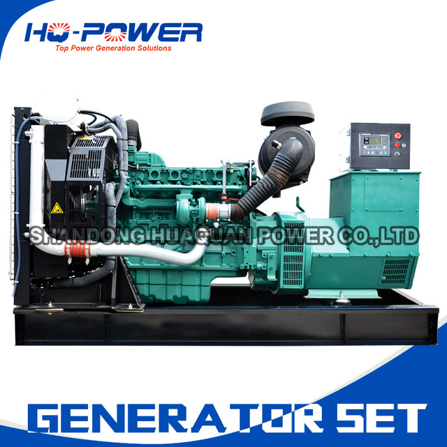 150kw fuel less 110220 volt electric industrial diesel generator