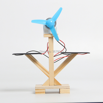 DIY Wooden Solar Fan  5