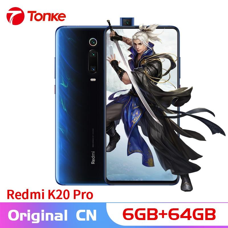Original CN Rom Xiaomi Redmi K20 Pro 6GB RAM 64GB ROM Snapdragon 855 Octa Core 6.39