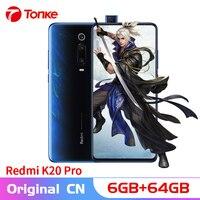 Original CN Rom Xiaomi Redmi K20 Pro 6GB RAM 64GB ROM Snapdragon 855 Octa Core 6.39 FHD Full Screen 48MP Triple Camera