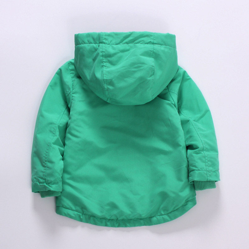 7044785e6 baby boys spring autumn hooded windproof jacket