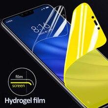 Hydrogel Film For Huawei Honor 8 Pro Note 8 Soft TPU Nano Full Coverage Screen P