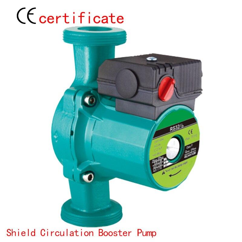 Warmem Wasser Haushalt Rohr HöChste Bequemlichkeit Druck Mit Industrielle Ausrüstung Klimaanlage Ce Genehmigt Schild Zirkulierenden Druckerhöhungspumpe Rs32-6
