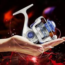 10axis Small Wire Cup Spinning Wheel Reel Fishing Equipment