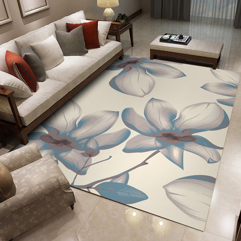 Chinese Style Ink Carpets For Living Room Home Decor Bedroom Carpet Sofa Coffee Table Rug Soft Study Floor Mat Kids Play Rugs