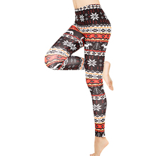 Christmas Print High Elasticity Leggings (20+ Styles)