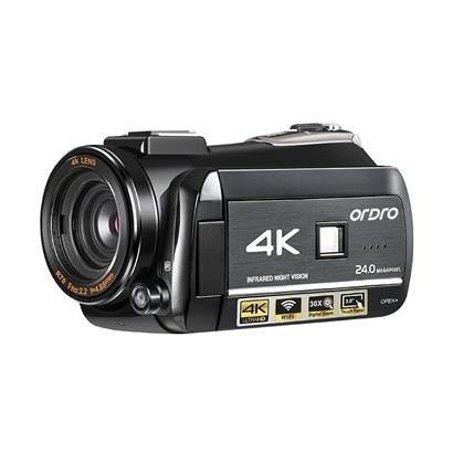 Uhd 4K Wifi 24Mp Digital Video Camera