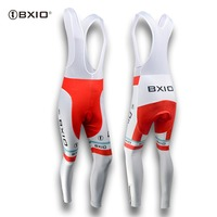 BXIO Cycling Pants Mountain Bike Winter Warm Pants Men Ciclismo Sport Trousers Fleece Thermal Pants Clothing