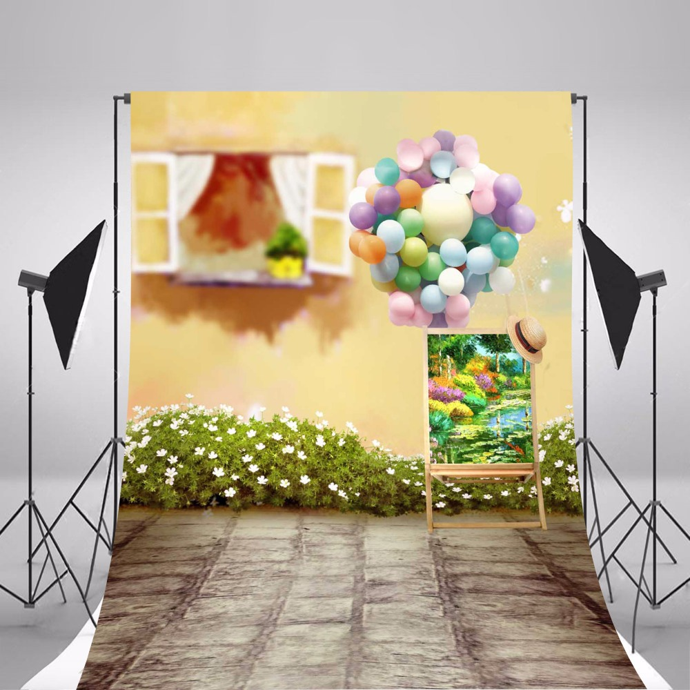 2017 Hot Children Photographic Backgrounds Wall Photo Backdrops Vinyl Backgrounds For Photo Studio Fundo Fotografia