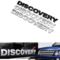 Car Styling 10Pcs Car Words Sticker Rover Discovery Front Hood Emblem head Bonnet Logo Decal ABS