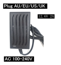 12.6V 2A charger for 18650 Lithium battery chargeing fast and safe belong to convenience