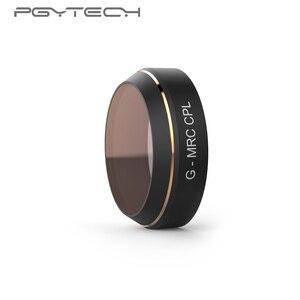 Image 1 - PGYTECH для MAVIC Pro & MAVIC Pro Platinum Lens G CPL HD фильтр многослойный редукционный объектив Camrea для дрона DJI Mavic Pro