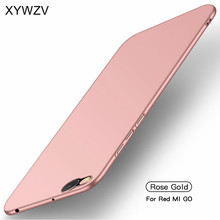 Xiaomi Redmi iść przypadku Silm, odporna na wstrząsy pokrywa luksusowe Ultra cienka, gładka, twardy telefon obudowa do Xiaomi Redmi iść tylna pokrywa redmi iść